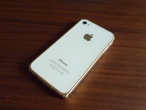 アルミ製 iPhone 0.7mm メタルバンパー